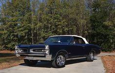 Pontiac Love - 1966 Convertible GTO!