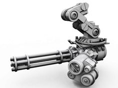 triple minigun destruccion total militaria guns  История шашлыка курсовая работа