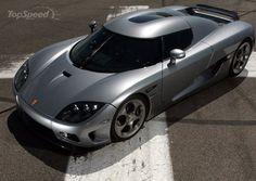 Koenigsegg CCX '06