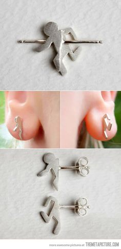 Awesome earrings