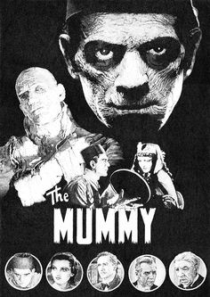 The Mummy - Boris Karloff