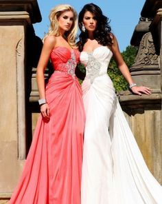 GOWNS OF ELEGANCE - Evening Wear