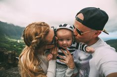 A family adventure but the baby needs kids sunglasses too! Pinned by AlohaEyes.com.