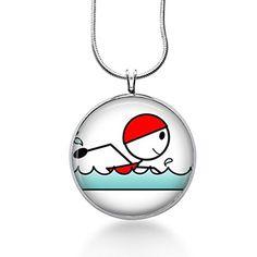 Swim Pendant Necklace, Sports Jewelry, Swimming Pendant, ... https://www.amazon.com/dp/B01G7TBFAQ/ref=cm_sw_r_pi_dp_rnCxxbYQX7GGE