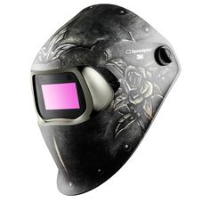 Speedglas 100 welding helmet - Steel Rose is easy-to-use and the ideal auto-darkening welding helmet for hobby welders, farmers, DIY enthusiasts, and maintenance or construction workers who weld infrequently but can benefit from the ability to always clearly see with their welding protection in place. Price only £154.99