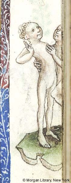 Gemini | Book of Hours | Netherlands, perhaps Delft | 1415-1420 | The Morgan Library & Museum