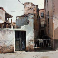 DANIEL PARRA LOZANO pintura ilustración  | Acrylic/Oil URBAN