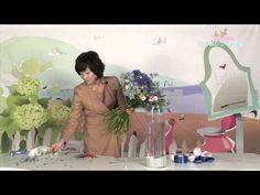 손영애의 꽃과함께2 - 핸드타이드 - YouTube