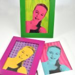 Selfie Pop Art