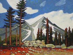Nicholas Bott: New Works — Madrona Gallery Nature Pictures, Art Pictures, Cool Paintings, Painting Art, Canadian Artists, Art Drawings, Drawing Art, Art Studies, Vincent Van Gogh