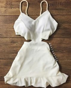 Tumblr Outfits, Trendy Outfits, Cool Outfits, Frocks And Gowns, Short Frocks, Skirt And Top Set, School Fashion, Cute Dresses, Korean Fashion