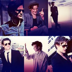 Matt Smith. Hipster King.