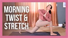 15 min Morning Yoga TWIST & STRETCH - ALL LEVELS Energizing Flow yoga poses for beginners VISHWAKARMA PUJA : IMAGES, GIF, ANIMATED GIF, WALLPAPER, STICKER FOR WHATSAPP & FACEBOOK #EDUCRATSWEB