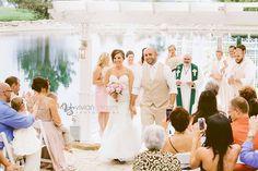 Brandy & George on their #WeddingDay!
