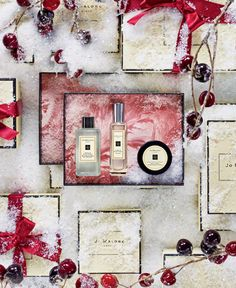 Jo Malone London   Peony & Blush Suede Collection #FrostedFantasy #GiftGiving