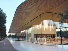 Apple's New Headquarters Futuristic Architecture - Impressive Image, Futuristic Architecture, Awesome Facts, Building, Outdoor Decor, Apple, Travel, Apple Fruit, Viajes