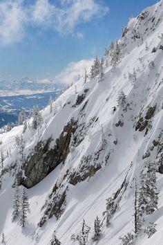 bridger bowl, bozeman mt, if you want to shredthegnar hike the ridge bro! Montana Winter, Ski Montana, Montana Living, Visit Montana, Big Sky Country, The Mountains Are Calling, Adventure Tours, What Is Like, Wyoming
