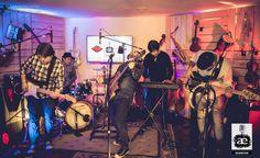 Juanjo Montecinos & Banda En AE Sessions 2014 - Fotografías cortesía de Pic & Share (http://www.picandshare.com/web/)