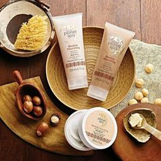 Planet Spa at-home collection. Blissfully Nourishing with African Shea Butter or Perfectly Purifying with Dead Sea Minerals. Only $24 for trio. http://www.youravon.com/lorihoward  #makeup #bath #skincare #fragrance #shop #online #savings #hotdeals