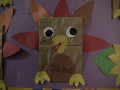 thanksgiving art projects for preschoolers | Thanksgiving art crafts from Love & Learn Nursery School | Love ...