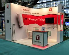 GLASS WITH LIGHT FLOORING exhibition stand - Google Search