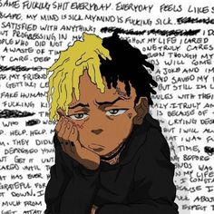 Stream krig i min gata via the Rapchat app (prod. by john of naptown) by from desktop or your mobile device Anime Rapper, Rapper Art, Dope Cartoon Art, Dope Cartoons, Rap Wallpaper, Cartoon Wallpaper, Trill Art, Black Anime Characters, Supreme Wallpaper