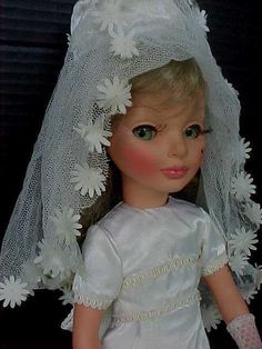 Vintage Furga Alta Moda Simona Bride from Italy w tag & box #furga #Dolls