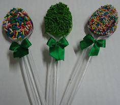 Brigadeiro de Colher - Lembrancinhas - Party Favors - Wedding Favors - www.docemeldoces.com