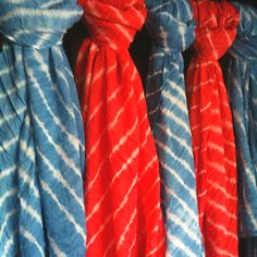 Add some patriotic flair to any outfit. #July4 #style