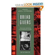Breadgivers. My favorite book of all time.