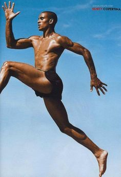 Andrew Howe (Italia) Salto de Longitud