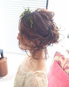 「午前の部、無事に終了❤︎ 午前も午後も満員御礼! ワタシたちからもありがとうございます❤︎ #kitanoclubsola #北野クラブsola #thetreatdressing #トリートドレッシング #jennypackham #ジェニーパッカム #vamphairmake #VAMP門田」 Dress Hairstyles, Bride Hairstyles, Pretty Hairstyles, Easy Hairstyles, Creative Hairstyles, Beautiful Bride, Bridal Hair, Hair Inspiration, Hair Cuts
