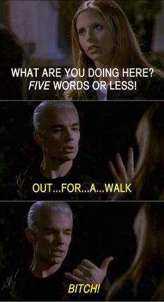 Always loved Spike lol