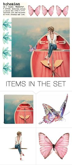 """""""a good day"""" by ilze-s ❤ liked on Polyvore featuring art"""