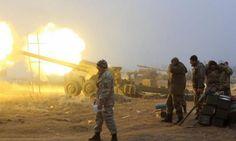 ВСУ пошли на прорыв по Донецком