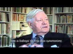 Κωνσταντίνος Καραμανλής - Αφιέρωμα 3ο Μέρος - YouTube