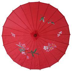 Parsol #redparasol #umbrella #prophire #asian #oriental