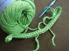 Crochet Potholder « The Boring Knitter
