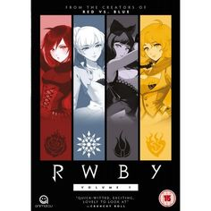http://ift.tt/2dNUwca | Rwby: Volume 1 DVD | #Movies #film #trailers #blu-ray #dvd #tv #Comedy #Action #Adventure #Classics online movies watch movies  tv shows Science Fiction Kids & Family Mystery Thrillers #Romance film review movie reviews movies reviews
