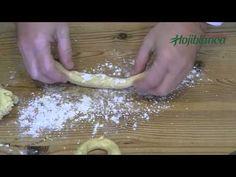 Rosquillas de queso (Thermomix)