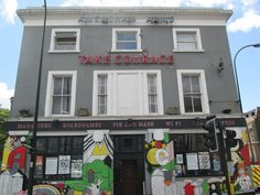 Amersham Arms - Menswear played their first gig here in 1994