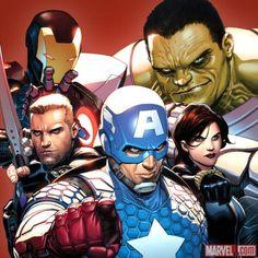 MARVEL COMICS, THE AVENGERS, CAPTAIN AMERICA, HULK, IRONMAN, BLACK WIDOW, EYE HAWK