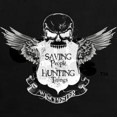 Shop Winchester Family Crest Women's Dark Women's Classic T-Shirt designed by cat. Supernatural Party, Supernatural Bloopers, Supernatural Fan Art, Supernatural Imagines, El Rock And Roll, Family Crest, Crowley, Destiel, Superwholock