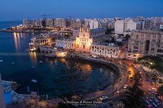 St Julians & Sliema | Malta | La Valette Malta # 10MAL681 | Flickr