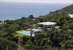 Villa with Sea View / Pampelonne / Côte d'Azur / France / Frankreich / real estate / Immobilie / Pool