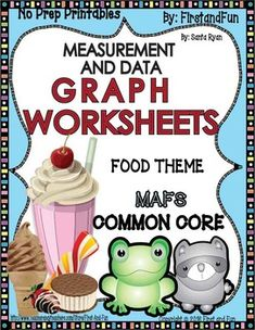 Sale: $2.00 - Will go up to $4.00 in 24 hours. GRAPH WORKSHEET NO PREP PRINTABLE PACK COMMON CORE MAFS ENVISION This is a differentiated worksheets pack for graphing and data collection. https://www.teacherspayteachers.com/Product/GRAPH-WORKSHEET-NO-PREP-PRINTABLE-PACK-COMMON-CORE-MAFS-ENVISION-2480566