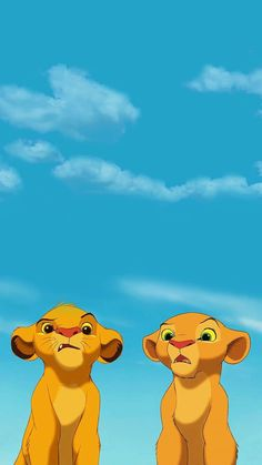 Iphone Wallpaper Disney Characters- The Lion King 1 Cartoon Wallpaper, Funny Iphone Wallpaper, Disney Phone Wallpaper, Disney Phone Backgrounds, The Lion King, Disney Lion King, Nala Lion King, Lion King Original, Art Disney