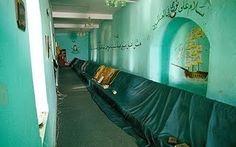 Inside the Shrine of Noah, tradition has his burial place at Karak, Lebanon Prophets In Islam, Islam Hadith, Alhamdulillah, Islamic Sites, Islamic Phrases, History Of Islam, Islam Online, Mekkah, Les Religions