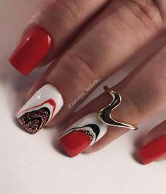 Toe Nail Color, Nail Colors, Cute Nail Art Designs, Hot Nails, Nailart, Glue On Nails, Stylish Nails, Stiletto Nails, Nail Artist