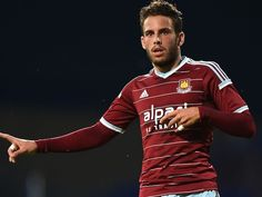 West Ham United terminate Diego Poyet's contract by mutual consent
